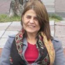 Profil utilisateur de Maria Regina