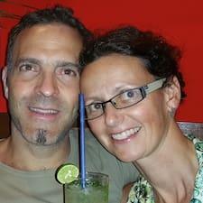 Profil Pengguna Micaël & Lorraine