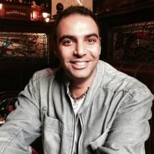 James (Reza) User Profile