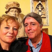 Christine & Pierre Brukerprofil