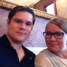 Henkilön Simon & Katri käyttäjäprofiili