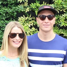 Kirsten & Josephさんのプロフィール