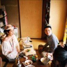 Aki ist der Gastgeber.
