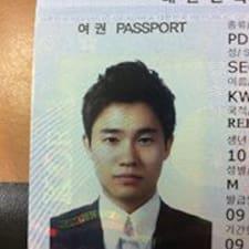 Kwanghyeon的用户个人资料