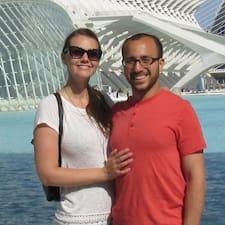 Profil Pengguna Alyse & Bassel