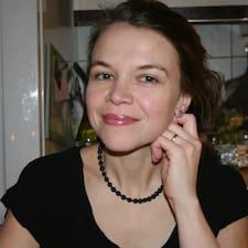 Anna Margret felhasználói profilja