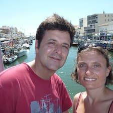 Stephanie Et Juan Brukerprofil