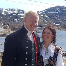 โพรไฟล์ผู้ใช้ Eirik & Hanne