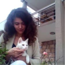 Ivana és l'amfitrió.