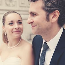 Anne-Sophie & Alban User Profile