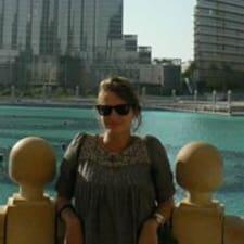 Marie-Loup felhasználói profilja