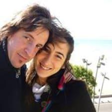 โพรไฟล์ผู้ใช้ María Agustina
