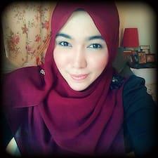 Hafizhah User Profile