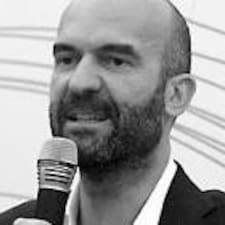 Användarprofil för Giacomo Piraz