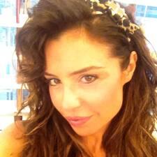 Profil Pengguna Maria Laura