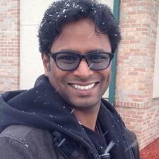 Arun Kumar - Uživatelský profil