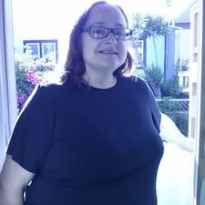 Karen is the host.