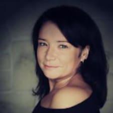 Katarzyna es el anfitrión.