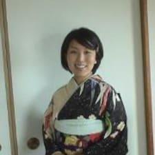 Sachiyo - Uživatelský profil