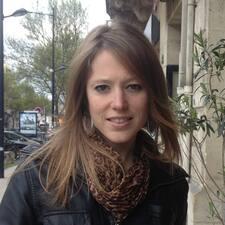 Profil utilisateur de Mélanie Vincent