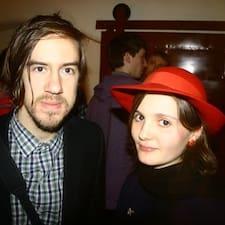 Madeleine And Giles User Profile