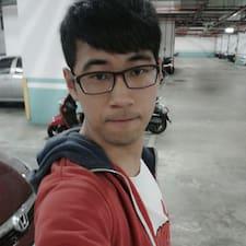 Профиль пользователя 陳志豪
