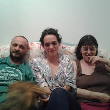Profil korisnika Monica, Marco E Marika