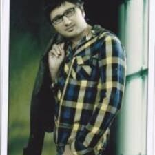 Profil korisnika Akhil