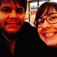 Lianna & Rafael je domaćin.