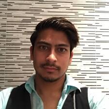 Henkilön ShahRukh käyttäjäprofiili