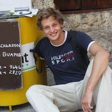 Profil Pengguna Jean Baptiste