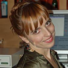 Elena的用戶個人資料
