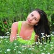 Anzhelika felhasználói profilja