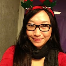 Tracy (Wen) User Profile