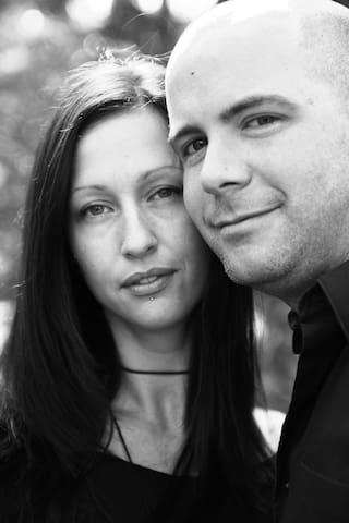 Aaron + Tanya
