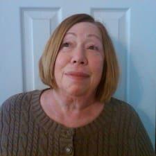 Marjorie ist der Gastgeber.