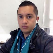 Henkilön Oscar Hernando käyttäjäprofiili