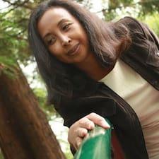 Profil utilisateur de Hanitra