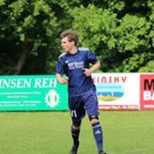 Hannes felhasználói profilja