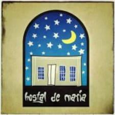 Hostal De Maria è l'host.