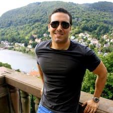 Alvaro is the host.