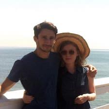 Henkilön Regína & James käyttäjäprofiili