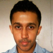 Profil Pengguna Deepesh