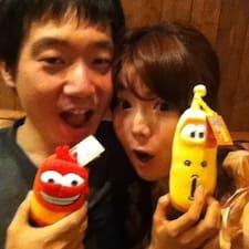 Nutzerprofil von Junghoon