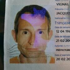 Jacques的用戶個人資料