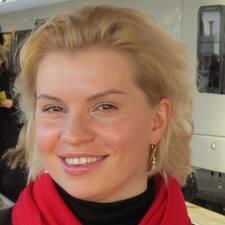 Profil utilisateur de Julija