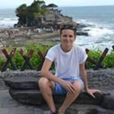 Profil utilisateur de Zachariah