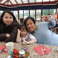 Profil Pengguna Chew Ling
