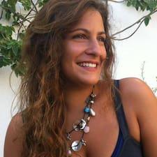 Danae User Profile