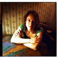 Profil Pengguna Maria Luisa